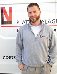 Larry Nötzli, Plattenbeläge Nötzli GmbH