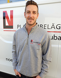Ray Nötzli, Plattenbeläge Nötzli GmbH